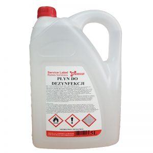 Płyn do dezynfekcji